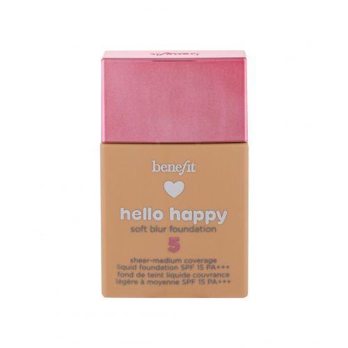 Hello happy spf15 podkład 30 ml dla kobiet 05 medium cool Benefit - Ekstra oferta