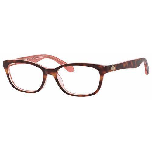 Okulary korekcyjne brylie 0qtq 00 Kate spade