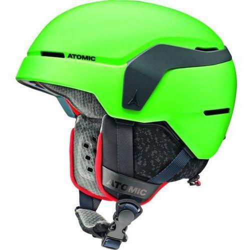 Atomic Kask narciarski Count Jr zielony XS