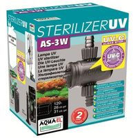sterylizator uv as -11 do akwariów marki Aqua el