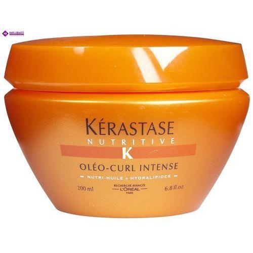 Discipline maska na niesformne i kręcone włosy do profesjonalnego użytku (masque curl idéal) 200 ml Kérastase