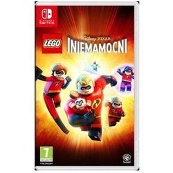 Lego iniemamocni gra nintendo switch cenega marki Wb games