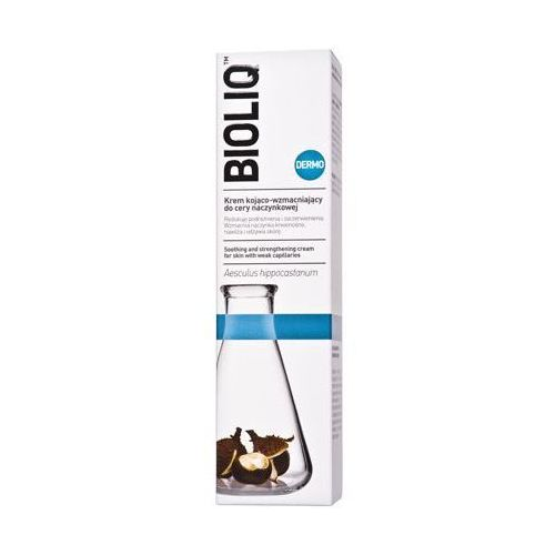 Aflofarm Bioliq dermo krem kojąco - wzmacniający do cery naczynkowej 50ml