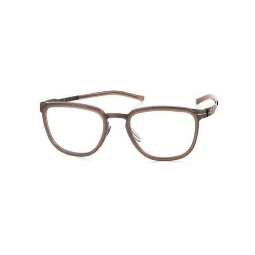 Ic! berlin Okulary korekcyjne d0015 kathi b. graphite-walnut-washed