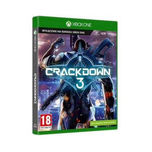 Microsoft Crackdown 3 gra xbox one
