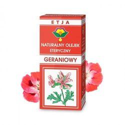 Geranium - olejek eteryczny 10 ml marki Etja