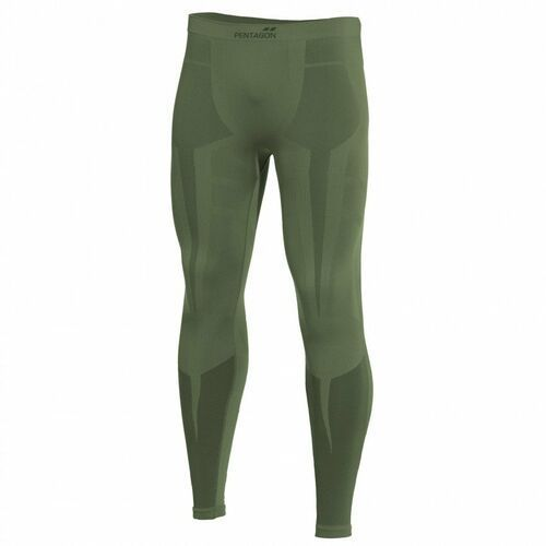 Spodnie termoaktywne plexis, camo green (k11008-06cg) marki Pentagon