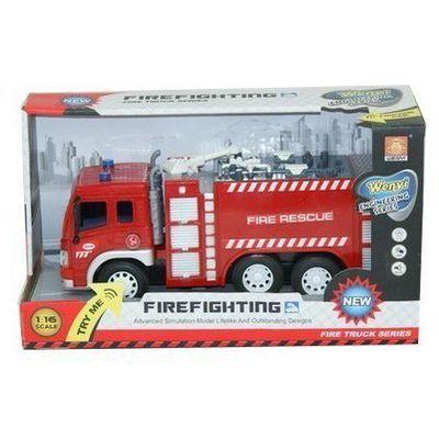 Straż pożarna Madej