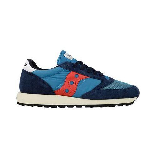 Buty sportowe męskie SAUCONY - JAZZ_S70321-80, kolor niebieski