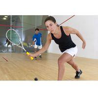 Squash - sparing z profesjonalistą