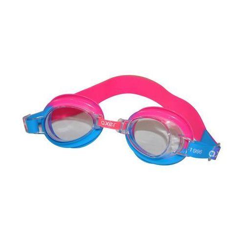 Axer ocean Okulary pływackie axer a0008 ocean shark junior