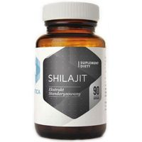 Kapsułki Shilajit ekstrakt 90 kaps.
