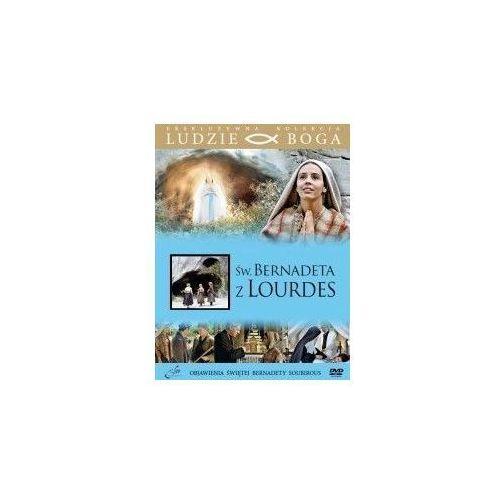 ŚWIĘTA BERNADETA Z LOURDES + film DVD (9788362377336)