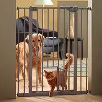 Bramka ograniczająca Savic Dog Barrier 2 - Przedłużenie 7 cm (do bramki o wys. 107 cm)| -5% Rabat dla nowych klientów| DARMOWA Dostawa od 99 zł + Promocje od zooplus!