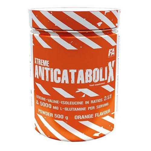 Xtreme anticatabolix - 500g - maracuja-grape Fitness authority
