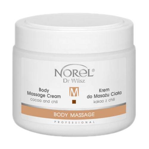 Body massage cream cocoa and chili krem do masażu ciała kakao z chili (pb328) Norel (dr wilsz) - Najtaniej w sieci