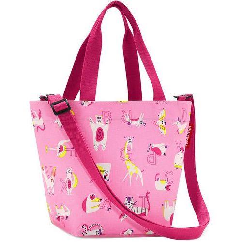 d1d4fb8a5c6d1 Zobacz ofertę Reisenthel Torba na zakupy dla dzieci shopper xs kids abc  różowa (rik3066)