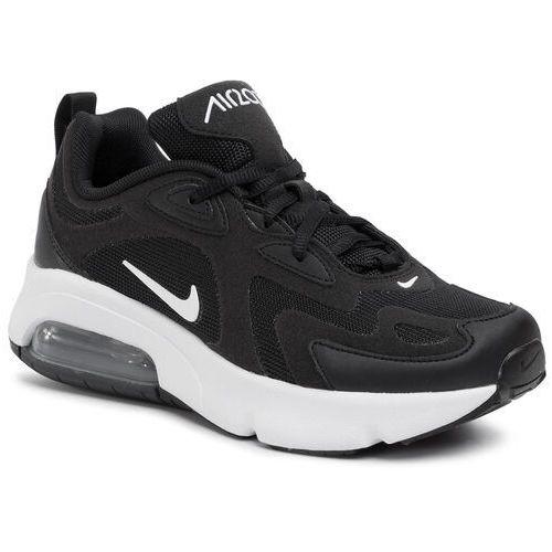 Buty - air max 200 (gs) at5627 002 black/white marki Nike