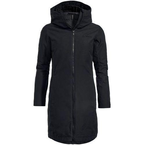 VAUDE Annecy III Płaszcz 3 w 1 Kobiety, black EU 42 2020 Kurtki wielofunkcyjne 3 w 1, kolor czarny