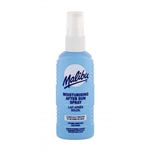 Malibu after sun moisturising after sun spray preparaty po opalaniu 100 ml unisex - Bardzo popularne