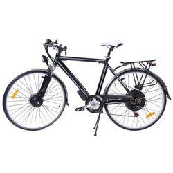 rower elektryczny nord 28 black matte marki Trybeco