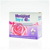 Menoplant Soy-a 40+ 60 kapsułek (5904826010548)