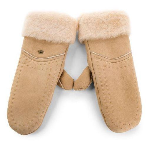 Rękawiczki damskie - otways mittens chestnut marki Emu australia