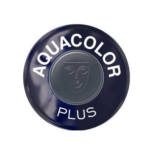 Kryolan aquacolor plus (dark grey) farba do makijażu ciała - dark grey (1102)