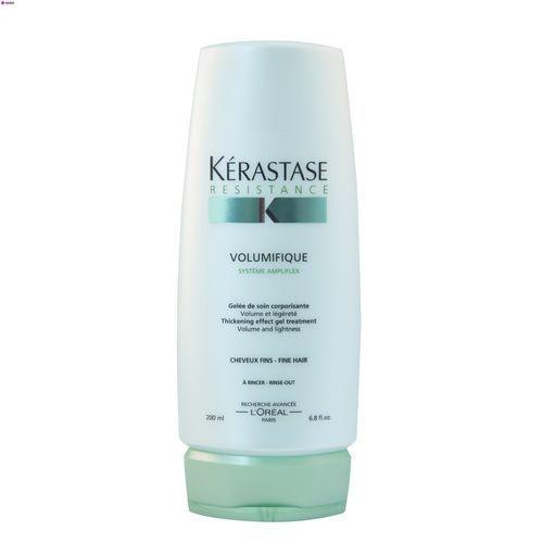 Kérastase Resistance pielęgnacja włosów w postaci żelu nadająca objętość osłabionym włosom Volumifique (Thickening Effect Gel Treatment - Volume and