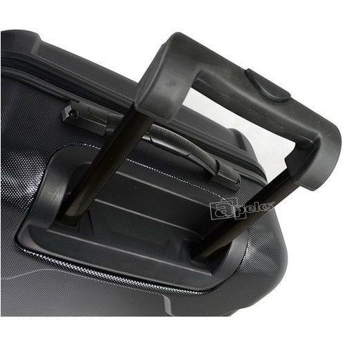 20a11c9f52a66 Caterpillar roll cage zestaw walizek / komplet / walizki twarde cat / czarny  - czarny -