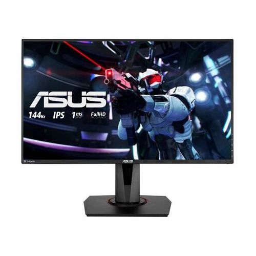"27"" monitor vg279q - czarny - 1 ms marki Asus"