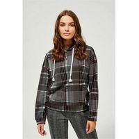 Bluza dresowa damska w kratkę 8F41A7 Oferta ważna tylko do 2031-10-21