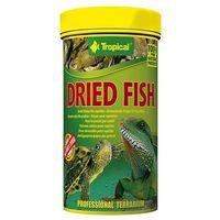 TROPICAL Dried Fish - suszone ryby dla gadów 100ml/15g