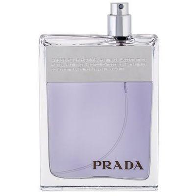 Testery zapachów dla mężczyzn Prada