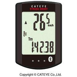 Cateye Licznik + czujnik prędkości strada smart cc-rd500b