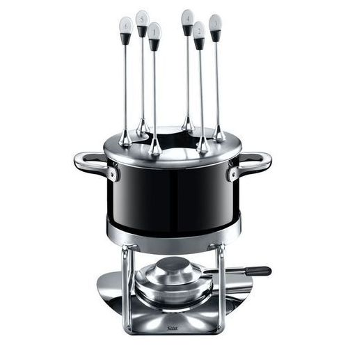 Silit  zestaw do fondue  passion black