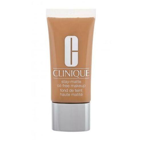 Stay-matte oil-free makeup podkład 30 ml dla kobiet 19 sand Clinique - Bardzo popularne