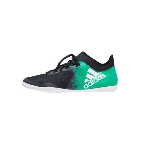 Adidas Performance X TANGO 16.2 IN Halówki core black/crystal white/core green