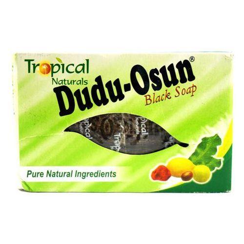 Tropical naturals Czarne mydło afrykańskie dudu-osun - Sprawdź już teraz
