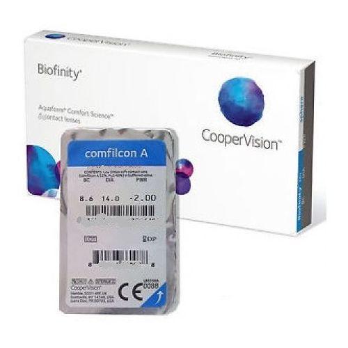 aaa5831986f591 ▷ CooperVision Soczewki kontaktowe biofinity 1szt - ceny / opinie ...