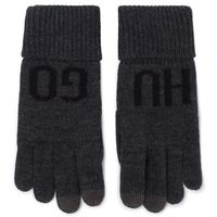 Rękawiczki Męskie HUGO - Wenno 50415846 028
