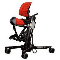 Krabat norway Krabat jockey mobilne siedzisko siodłowe fotelik rehabilitacyjny wielofunkcyjny