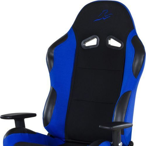 """Racemaster """"Rs Series"""" Krzesło Biurowe Niebieskie Ceny i"""