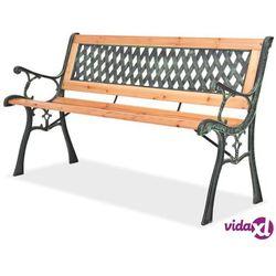 Ławki ogrodowe  vidaXL vidaXL