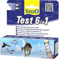 Tetra test 6in1 10szt.