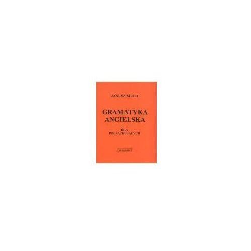 Gramatyka angielska dla początkujących, oprawa broszurowa