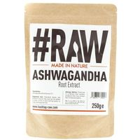 RAW Ashwagandha Root Extract - 250 g (5060370730957)