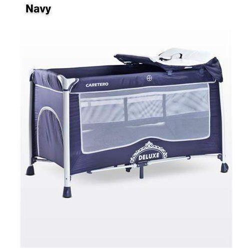 Łóżeczko turystyczne Deluxe Navy