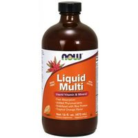 Now Foods Multi Liquid Multiwitamina wysoko przyswajalna 473ml