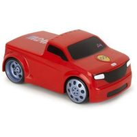 Little tikes Dotknij i jedź samochód wyścigowy, czerwona ciężarówka